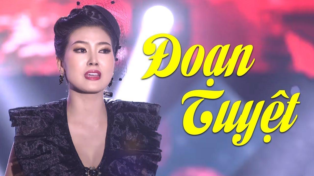 Download Đoạn Tuyệt - Hoa Hậu Kim Thoa | Chết Lặng Khi Nghe Ca Khúc Bolero Này