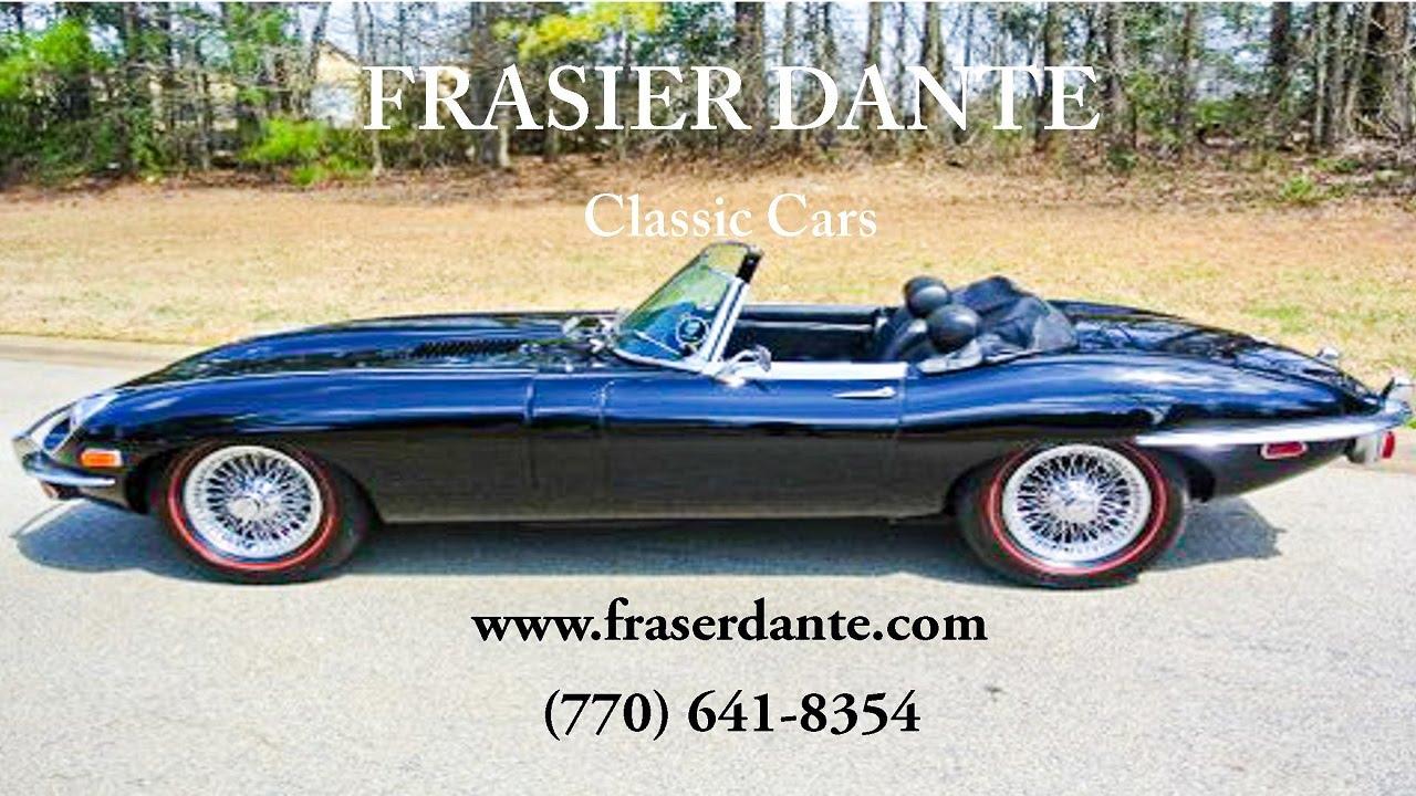 Superb 1970 Jaguar XKE For Sale