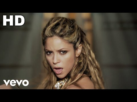 Shakira - Did it Again (Official Music Video)