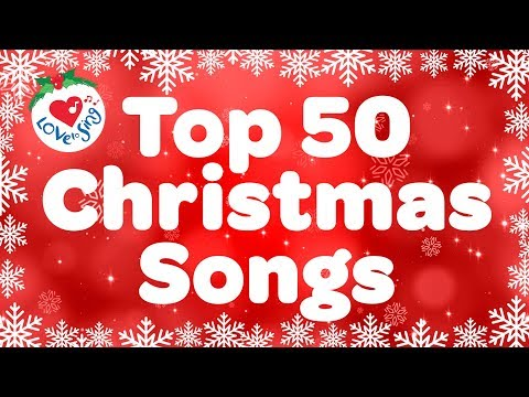 Merry Christmas Playlist - The 50 Most Beautiful Christmas Songs and Carols