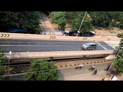 Bhiwandi vanjar patti Naka Flyover bridge