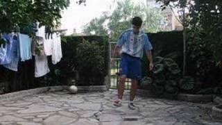 mandarin freestyle