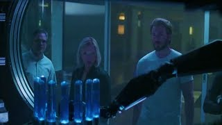 CAPTAIN MARVEL POST CREDIT SCENE 1&2 [HD] FOOTAGE (Captain Marvel Avengers 4 Endgame Tie-In Footage)