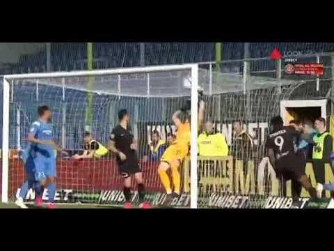 Academica Clinceni - FC Viitorul 0-0 — FC Viitorul   Academica Clinceni- Viitorul