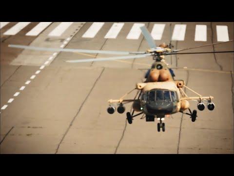 Презентационное видео вертолётного завода. Презентационные и корпоративные фильмы