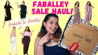 FabAlley Sale Haul (Work From …