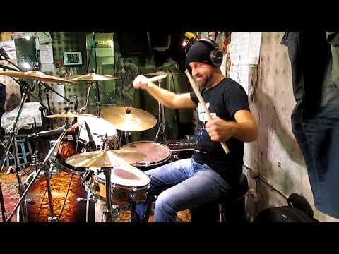 Mahmut Orhan - Feel feat. Sena Sener (Acoustic drum cover by Vitaly)