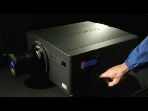 Dual Lamp - M-Series HD DLP Digital Projectors    By Christie