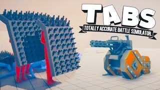Totally accurate battle simulator new update