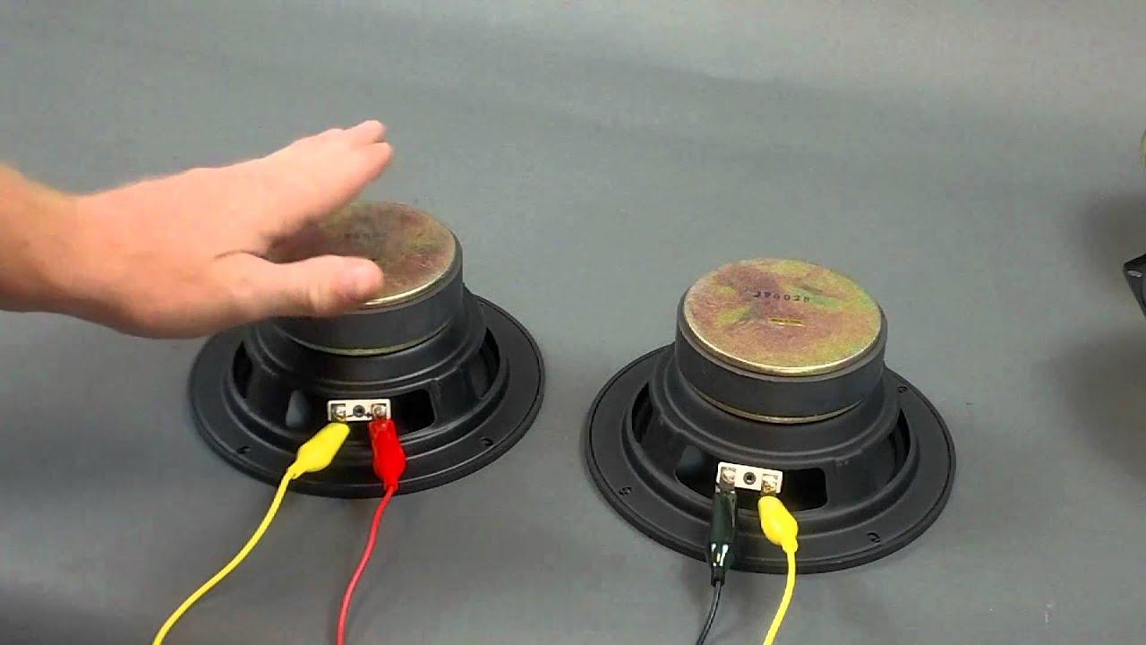 speaker series wiring [ 1280 x 720 Pixel ]