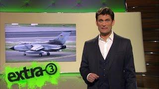 Christian Ehring zum Bundeswehreinsatz in Syrien (Stichwort: Blitzkrieg)