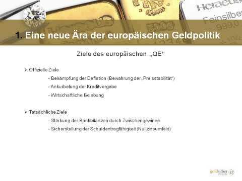 Alle Dämme brechen – EZB startet verbotene Staatsfinanzierung