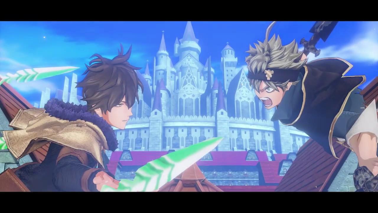 Image result for Black Clover: Quartet Knights