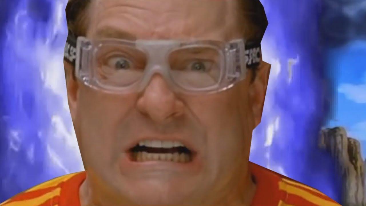 Dodgeball Gordon Goes Ultra Instinct Youtube