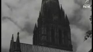 Salisbury Cathedral 1950