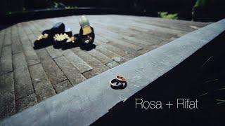 rosa dan rifat - wedding clip - by. Andi Antony