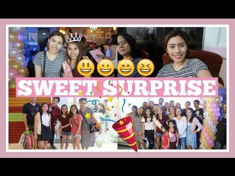 SWEET SURPRISE! 💜 Purpleheiress Vlogs