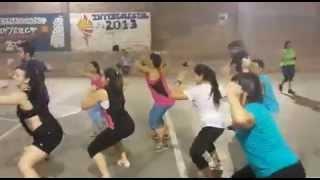 Los Ojos Rojos - Kchiporros - Zumba Fitness by Alessita