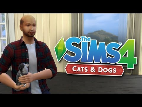 Sims 4: Cats & Dogs - ADOPSI ANJING !! - Sims 4 Pets #2