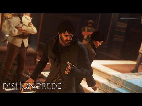Dishonored 2: tráiler del juego de Corvo