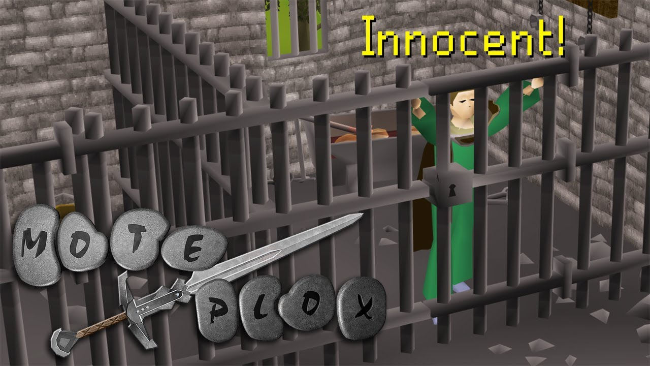 Top 4 RuneScape Players Sent to Prison