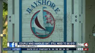 Collier County health officials still looking for couple who handled bats