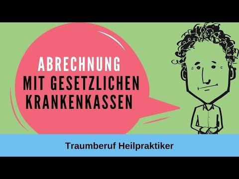Traumberuf Heilpraktiker Psychotherapie: Abrechnung Mit Gesetzlichen Krankenkassen