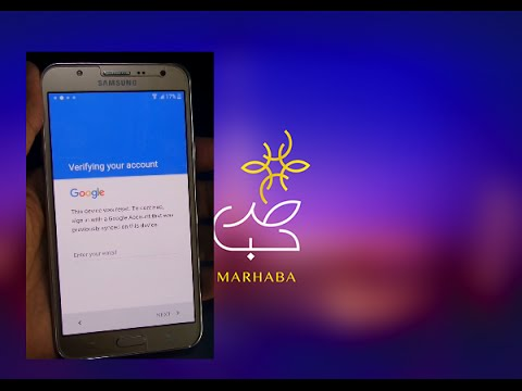 Samsung J7 J700H Verify Google Account Bypass Latest Security 2016 Compleate Totrial