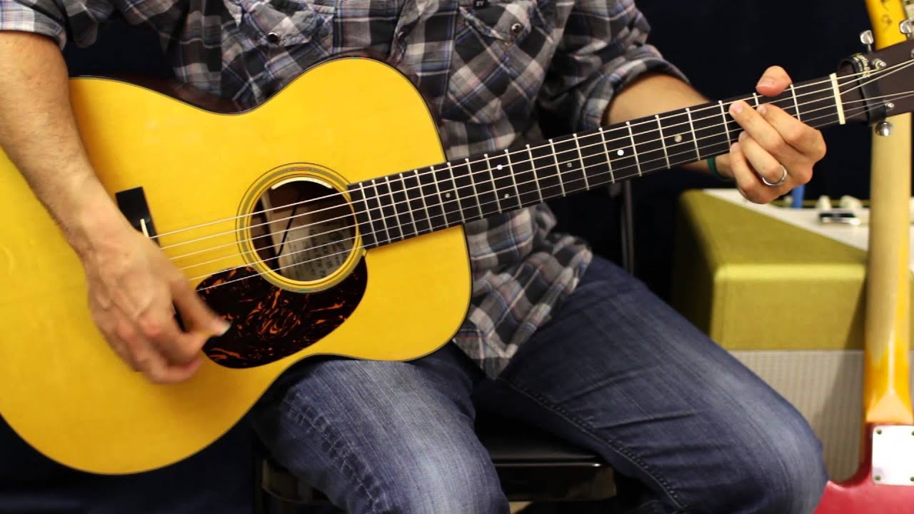 Free Acoustic Guitar Lesson Spice Up Your Chord Changes Easy