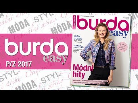 Burda Easy P/Z 2017