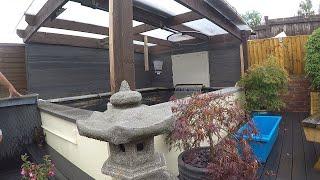 Koi Keeper Visited - Stuart's Pond And Garden