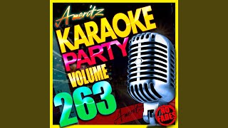 You'll See (In the Style of Susan Boyle) (Karaoke Version)
