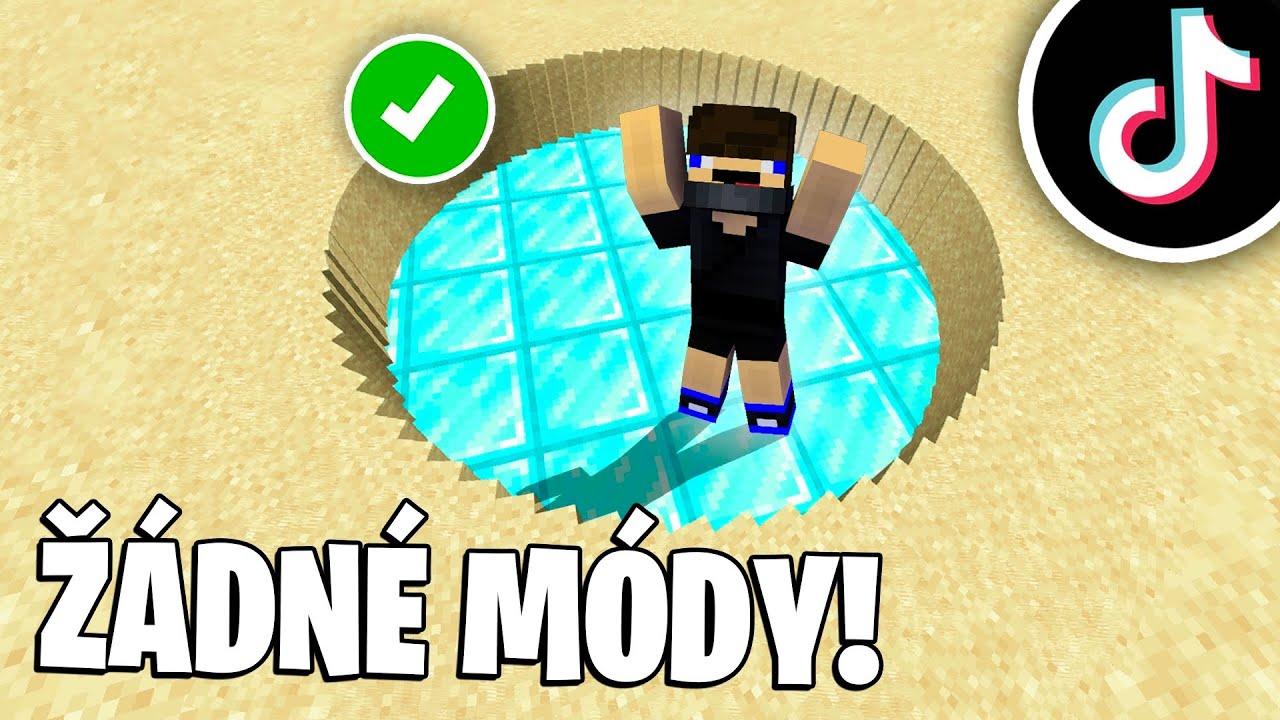 Download Tajné Minecraft Triky které 100% FUNGUJÍ