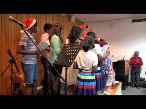 Christmas Celebration at the Darebin Intercultural Centre 25 December 2012