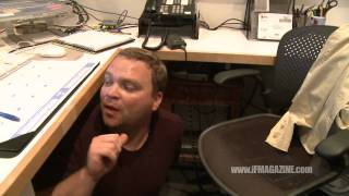 DREW POWELL - THE FIVE STAGES OF GRIEF OF A TV GUEST STAR