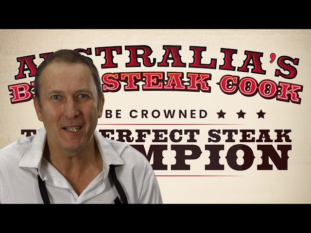 The Perfect Steak Cooking Championship 2020 by The Perfect Steak Co.