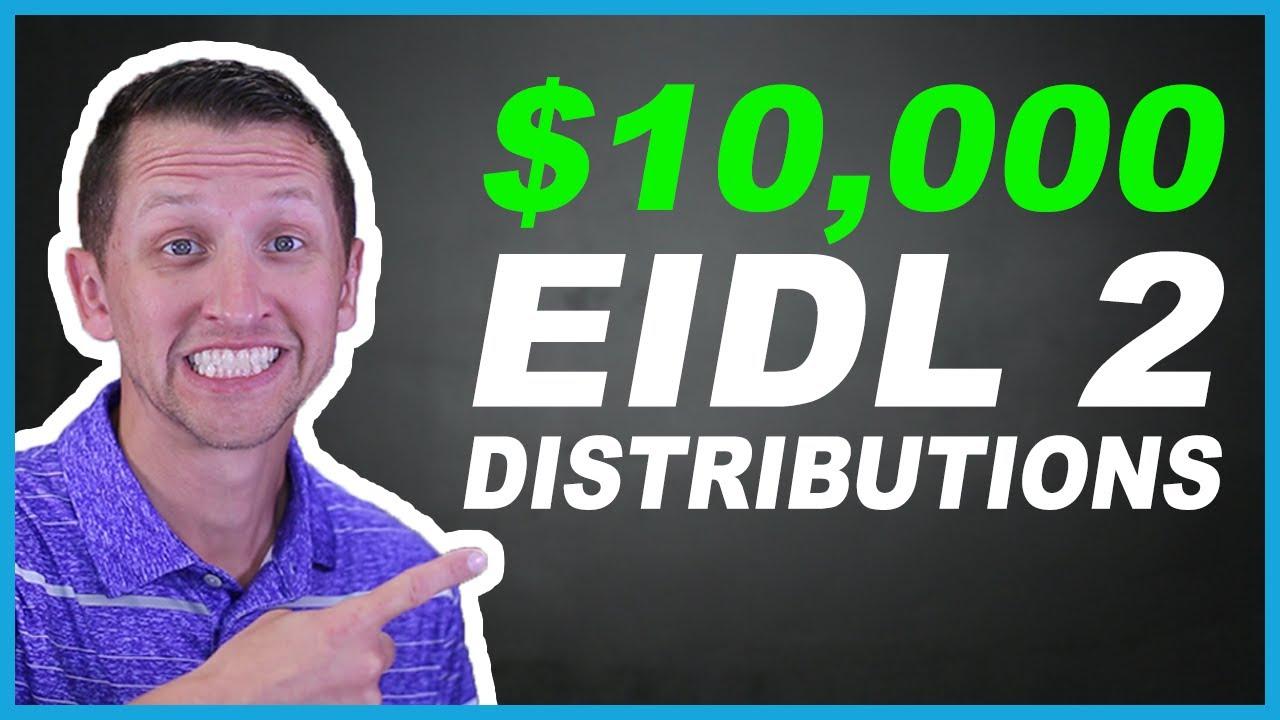 eidl loan grant update