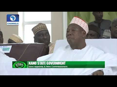 Kano State Government Appoints 6 New Commissioners |News Across Nigeria|