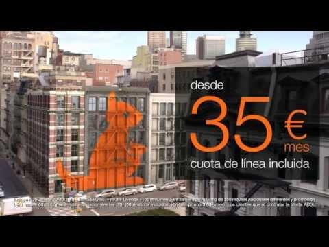 Cancion anuncio Orange - Tarifa Canguro