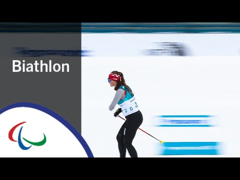 Biathlon: Sprint standing and vision impaired  | PyeongChan…