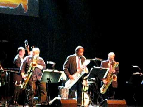 Ronnie Cuber & The Baritone Saxophone Band with Ga...