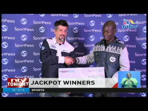 Eight Jackpot winners share Kshs. 27 million Sportpesa Jackpot