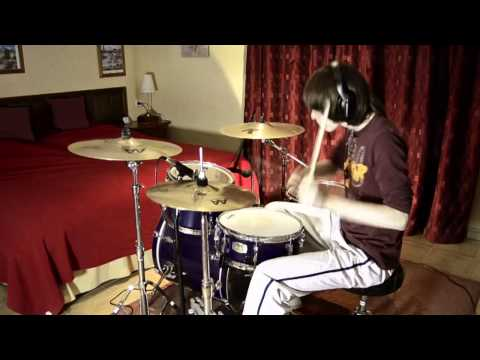 Paramore - Anklebiters (Drum Cover)