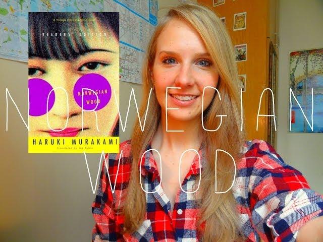 NORWEGIAN WOOD   Book Review!