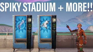 Get *VENDING MACHINES + MORE* in SECONDS on Your OWN CREATIVE ISLAND! Fortnite Glitches Season 9