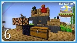 FTB Sky Factory 3   Starting Hatchery Mod!   E06 (Modded Skyblock Minecraft 1.10.2)