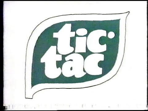 Tic Tac Sweepstakes Commercial 1996