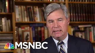 Full WH: Trump's Appointment Of Whitaker Creates 'Roadmap To Future Violations' | MTP Daily | MSNBC