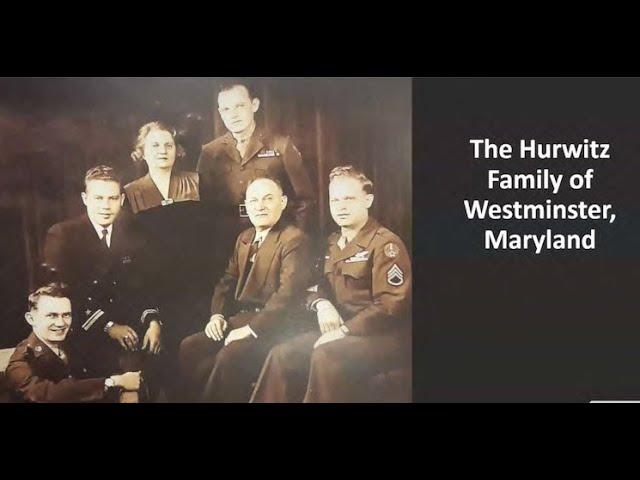 Hurwitz Brothers WWII