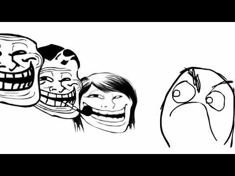 Troll Dance Trollface Coolface Problem Uploaded By Ryanyomomma